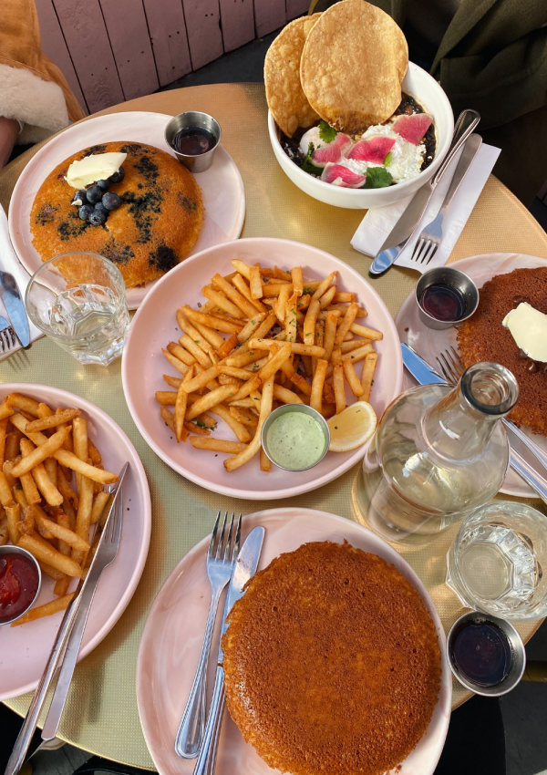 Cure Your Sunday Scaries: Favorite Brunch Spots
